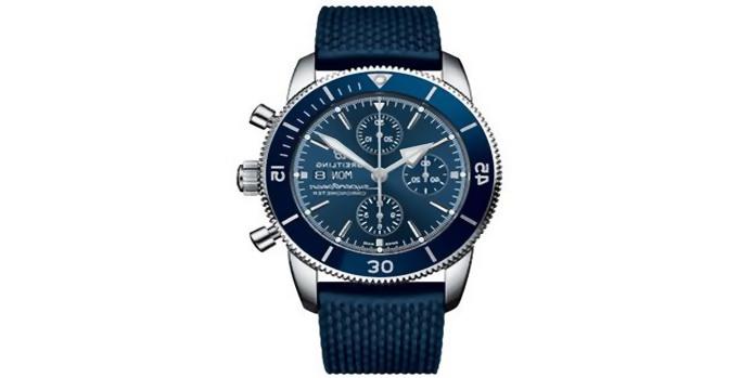 Lækkert Breitling ur til herre som elsker sejlsport og både